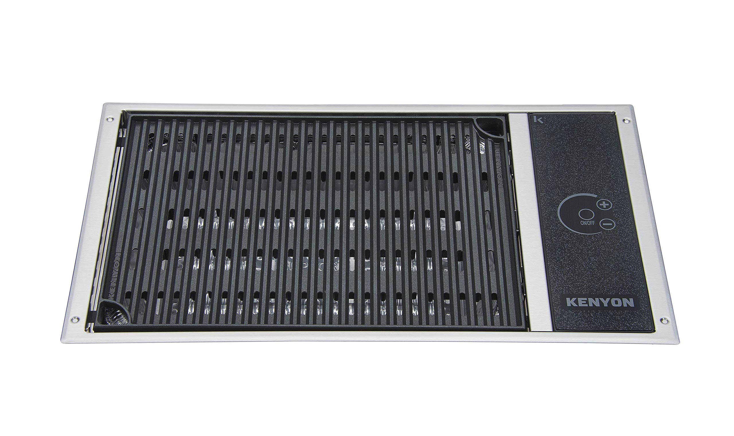 Kenyon B70061 No Lid 240V Built-In Electric Grill