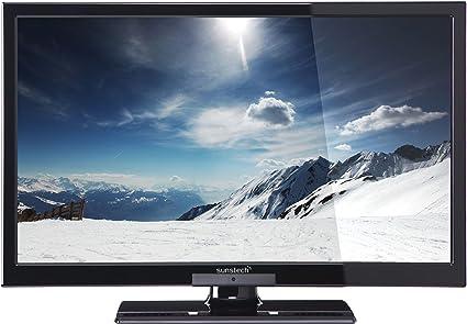 Sunstech 24LEDTIRSABK - Televisión LED de 24