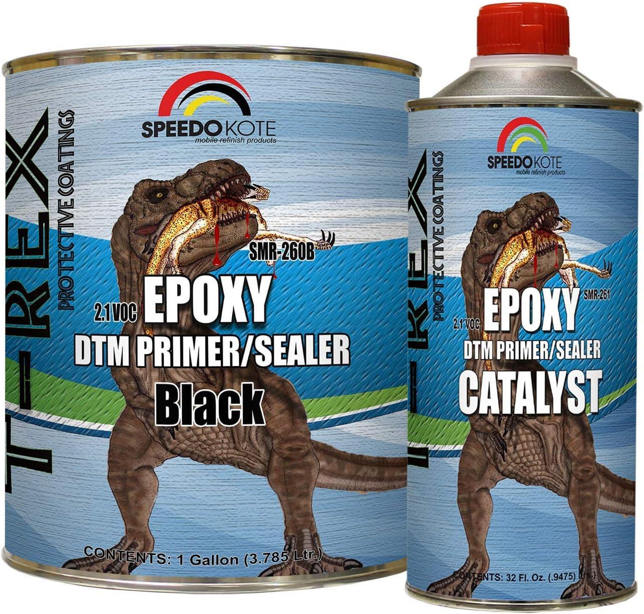 Speedokote Epoxy Fast Dry DTM Primer & Sealer