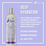The Mane Choice Heavenly Halo Herbal Hair Tonic & Soy Milk Deep Hydration Conditioner 8 fl oz, pack of 1