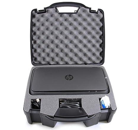 Amazon.com: Casematix - Funda para impresora portátil HP ...