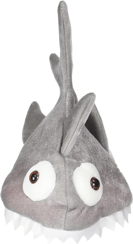 Aq04684 Chapeau Piranha Adulte AEC