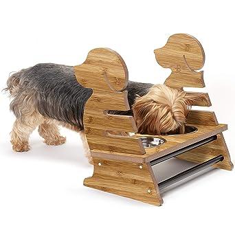 Amazon.com: FurHaven - Comedero para mascotas con escalera ...