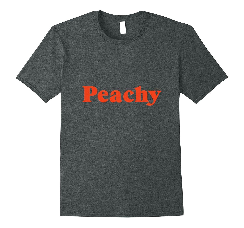 70's Retro Racer 'Peachy' T-Shirt-TH