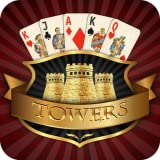 Towers Tri Peaks: Classic Pyramid Solitaire