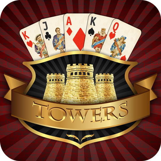 Amazon.com: Towers Tri Peaks: Classic Pyramid Solitaire: Appstore for Android