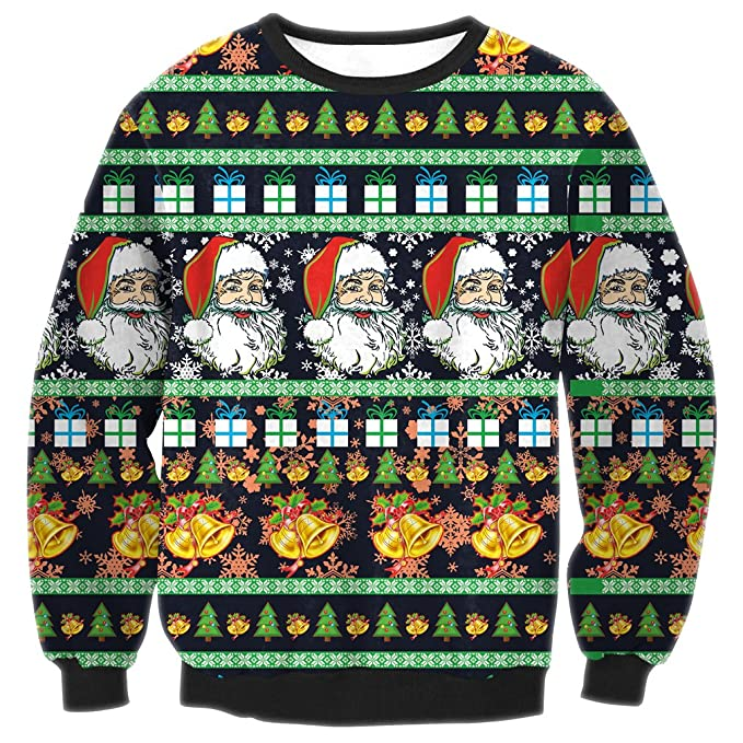 Crazy Funny Ugly Christmas Sweaters