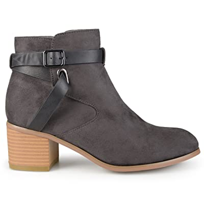 Brinley Co Women's Moreen Ankle Boot | Ankle & Bootie