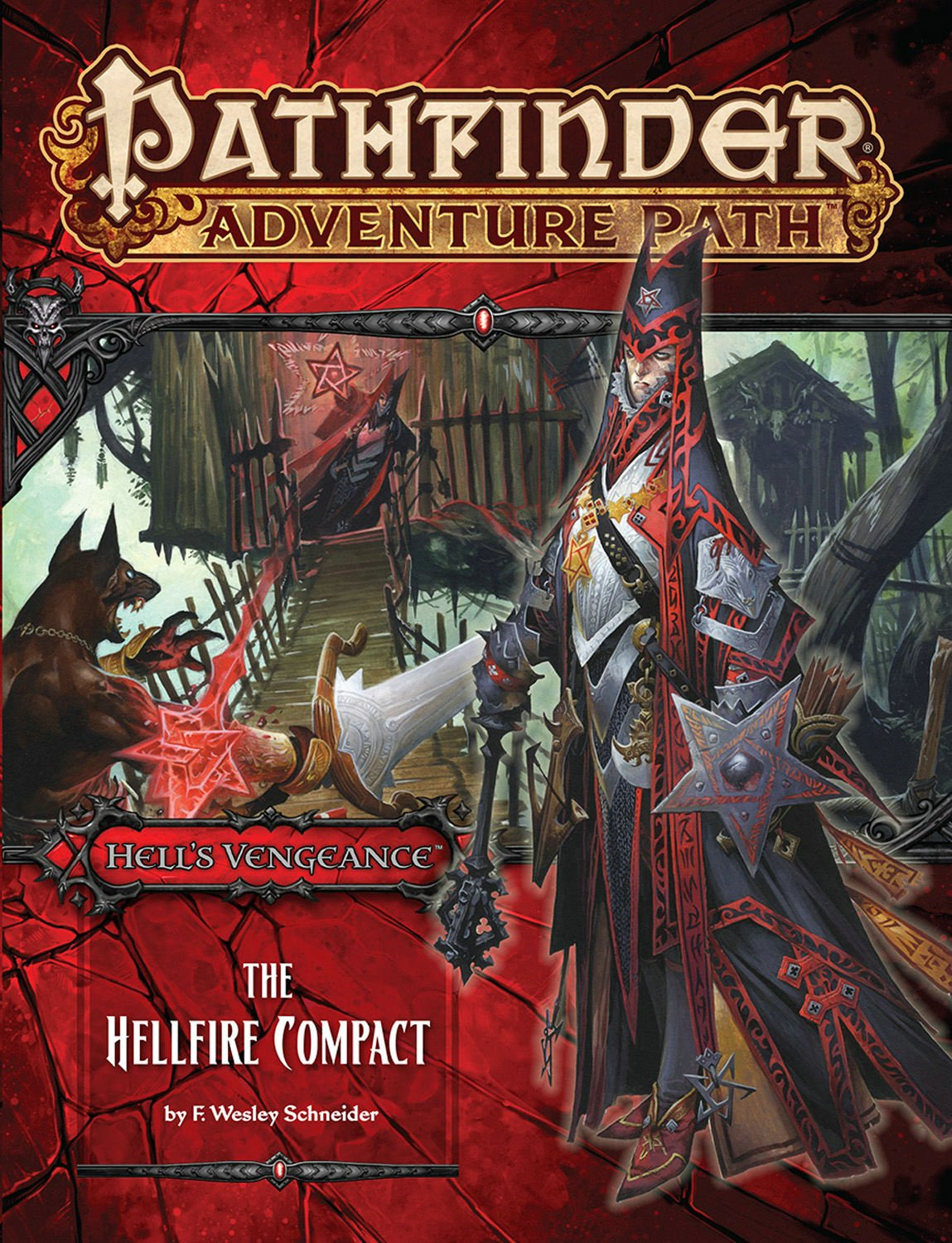 Pathfinder Adventure Path: Hell's Vengeance Part 1 - The Hellfire Compact PDF