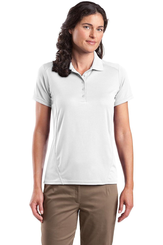 Sport-Tek womens Dry Zone Raglan Accent Polo (L475)