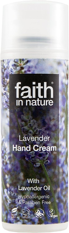 Faith in Nature Hand Cream Lavender Faith In Nature