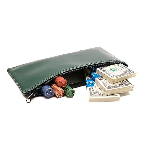 Amazon.com: cierre bolsa de depósito bancario 5,5 x 10,5 ...