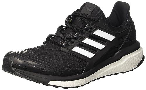 adidas Energy Boost M, Zapatillas de Running para Hombre, Negro (Negbas/Ftwbla/Ftwbla), 39 1/3 EU: Amazon.es: Zapatos y complementos