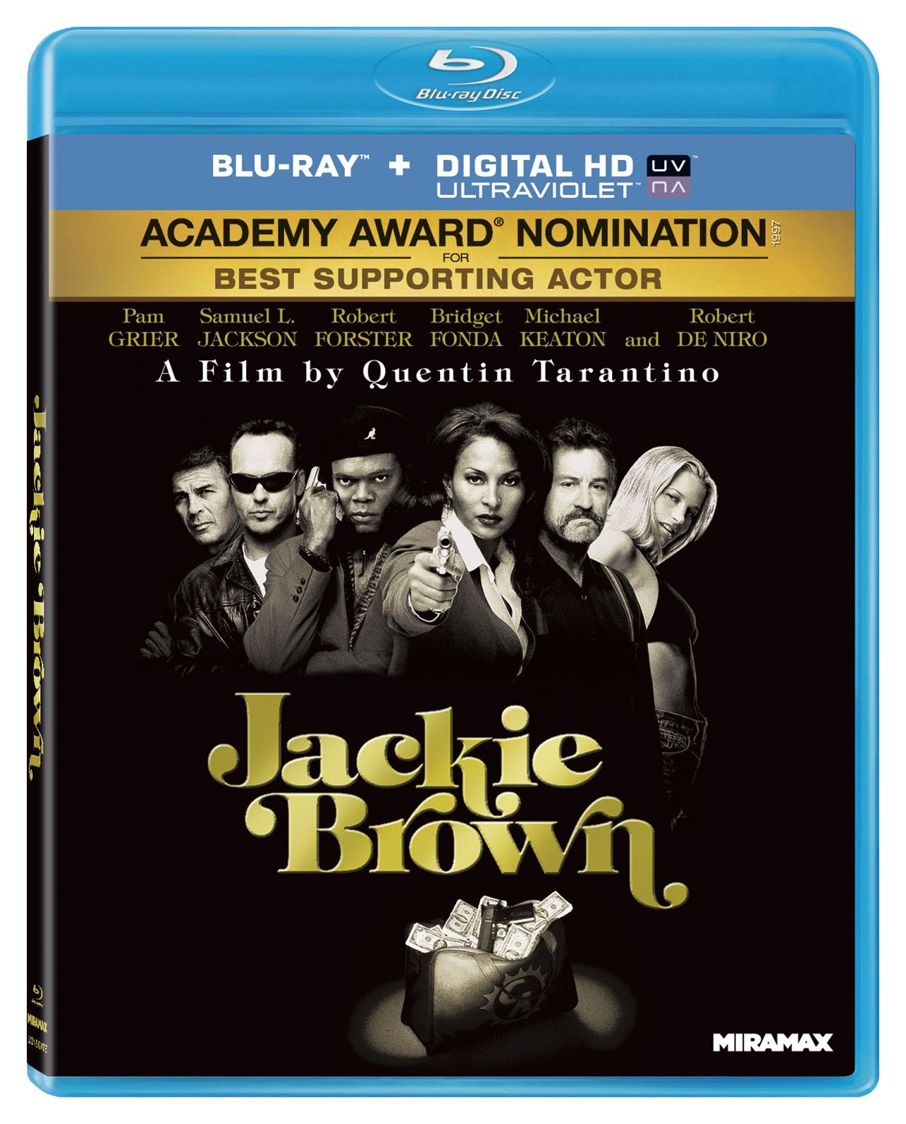 Blu-ray : Jackie Brown (, Digital Theater System, AC-3, Widescreen)