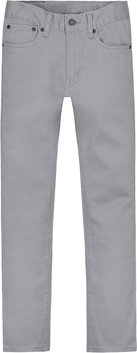 Levi's Boys' 510 Skinny Fit Jeans: Clothing