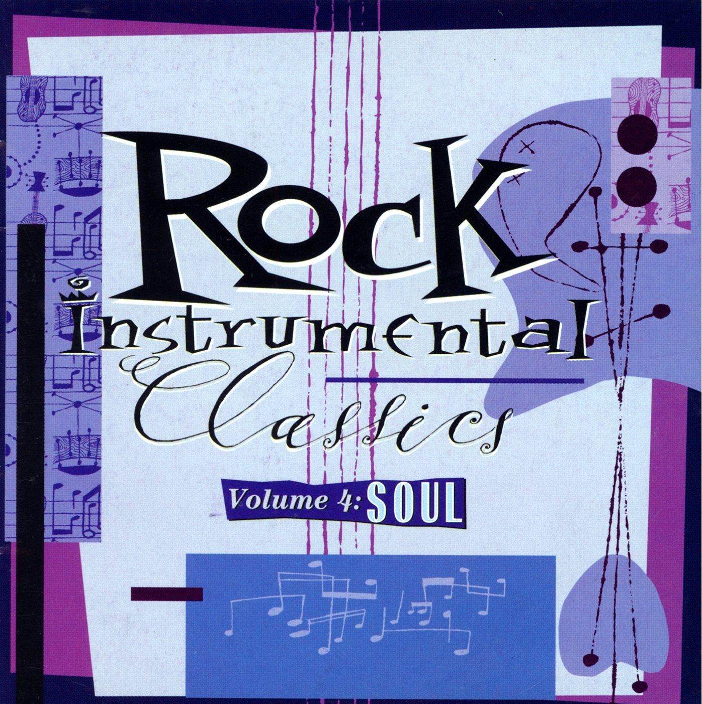 Rock Instrumental Classics, Vol. 4: Soul by ROCK