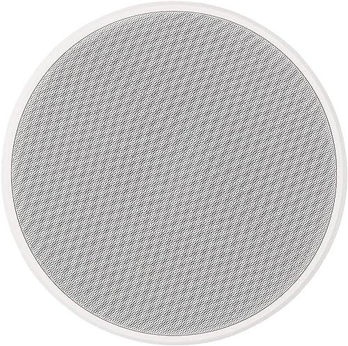 HOMEWERKS WORLDWIDE 7130-03-BT Bathroom Fan Bluetooth Speaker, Ceiling Mount Exhaust Ventilation 1.5 Sones 90 CFM, White