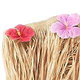 Super Z Outlet Hawaiian Luau Table Grass Skirt