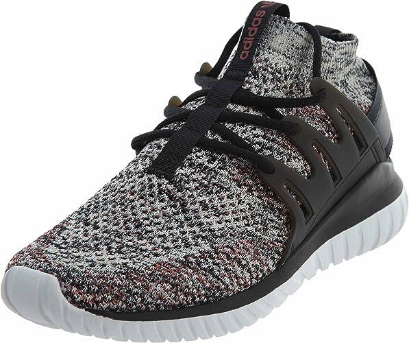 Adidas Men/'s Tubular Nova PK Trainers Sports Sneakers Black