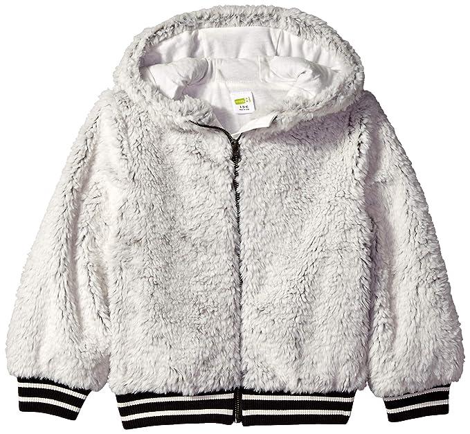Crazy 8 Girls Big Long Sleeve Zip Up Jacket