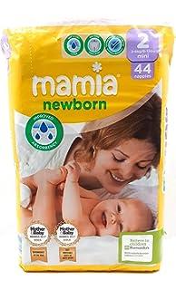 Aldi Mamia - Servilletas para recién nacido, tamaño 1, 2 paquetes de ...