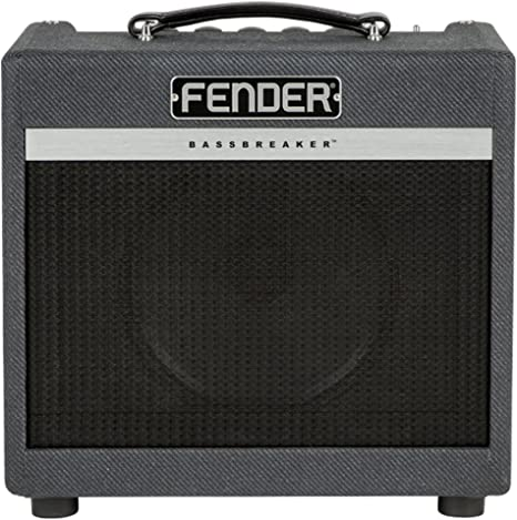 Fender Bassbreaker 007 Combo · Amplificador guitarra eléctrica ...