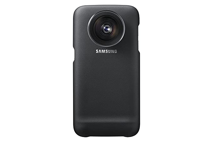 lowest price 9189e a5cdf Amazon.com: Samsung Galaxy S7 edge Lens Cover with Telephoto (2x ...