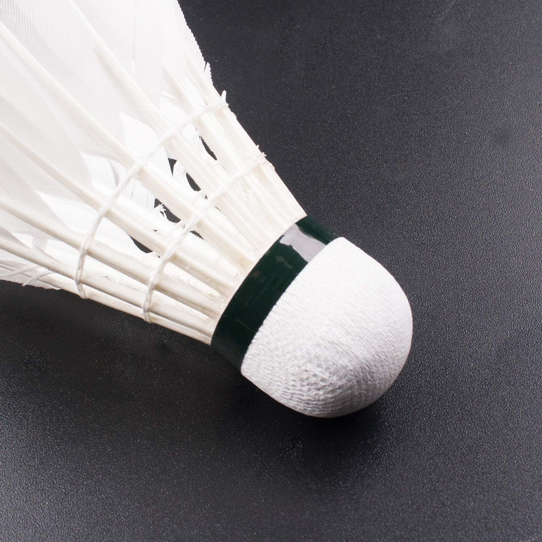Senston Badminton Shuttlecocks A30 Goose Feathers Shuttlecocks/Feather Badminton Shuttlecock Birdies Badminton Ball