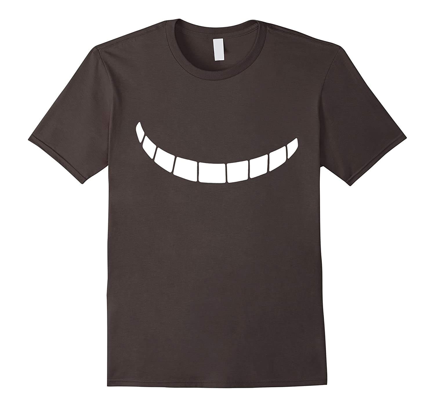 Alice in Wonderland Mysterious Grin Cheshire Cat Smile Tee-T-Shirt