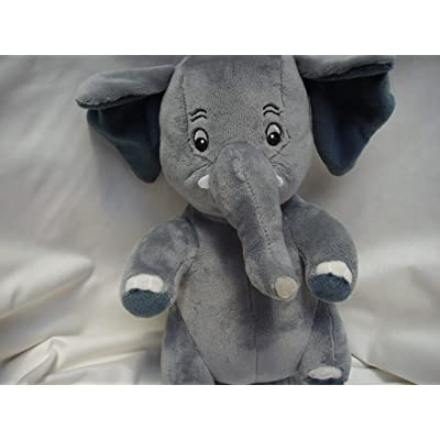 "Kohls Cares for Kids Golden Book Classic Saggy Baggy Elephant Plush Toy 10"" Collectible: Toys & Games"