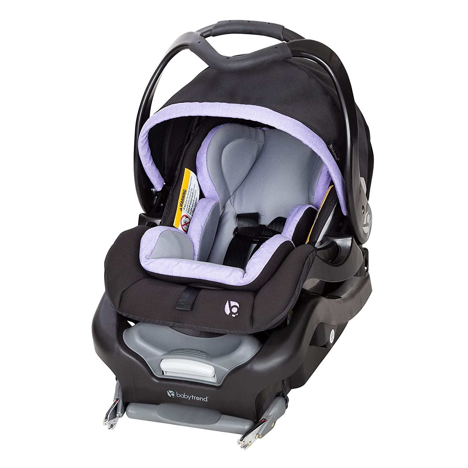 Baby Trend Secure Snap Tech 35 Infant Car Seat, Lavender Ice, Lavender Ice CS66C49B