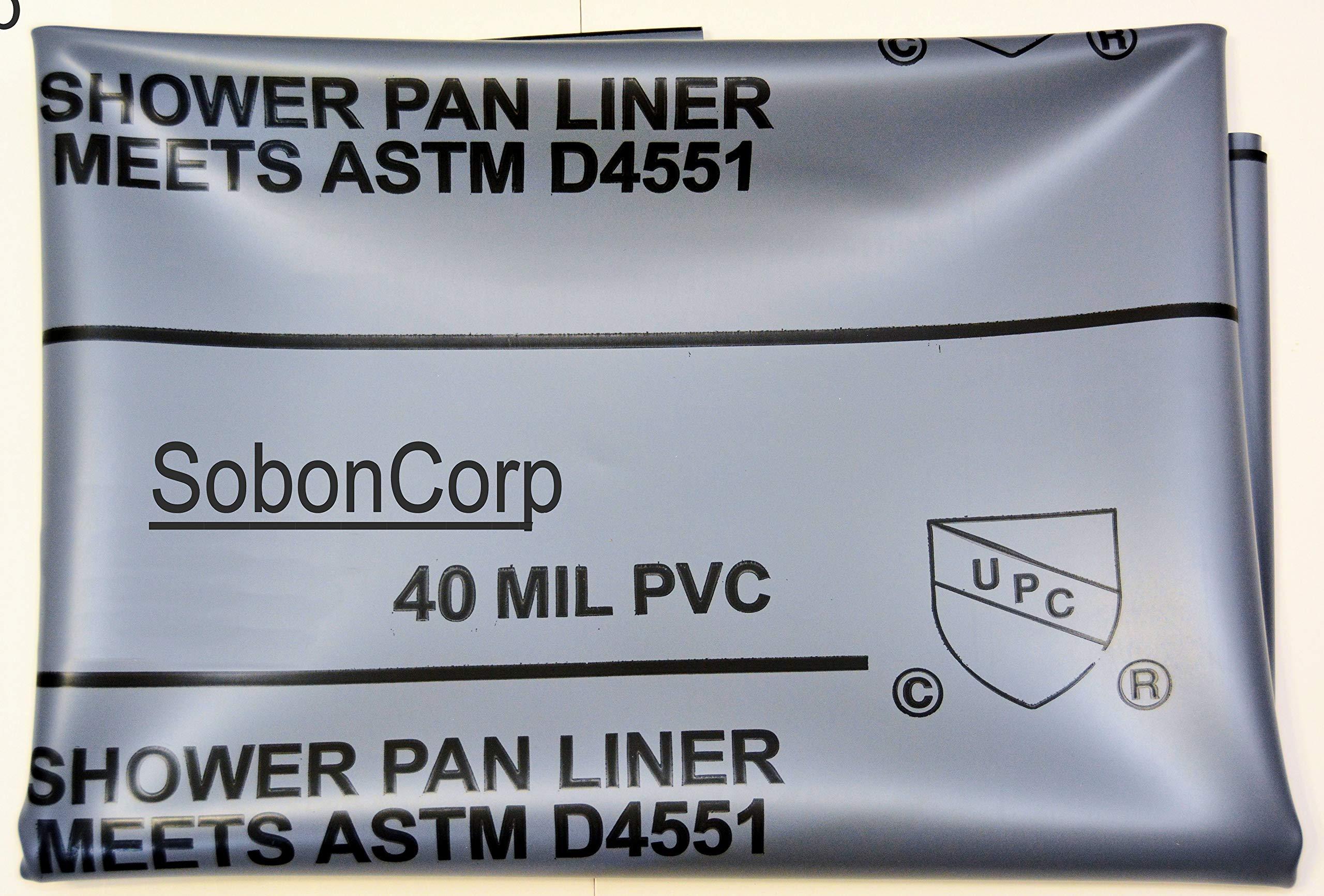 SHOWER PAN LINER KIT 5X7