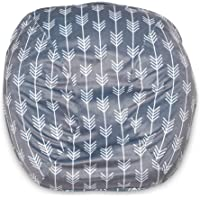 Boppy Boutique Newborn Lounger Cover, Gray Arrows