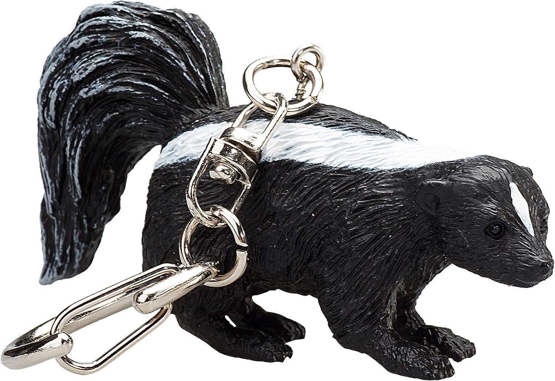 MOJO Skunk Keychain
