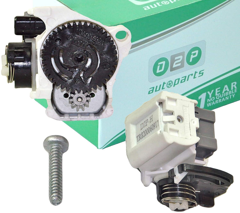 Tailgate Boot Central Locking Solenoid Motor Actuator D2P