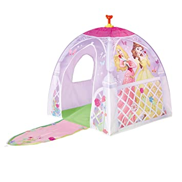 GetGo Official Disney Princess Ugo Play Tent (Pink)  sc 1 st  Amazon UK & GetGo Official Disney Princess Ugo Play Tent (Pink): Amazon.co.uk ...