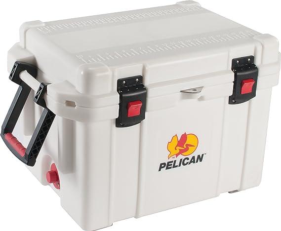 Pelican 35Q-MC Elite Cooler 35 Qt - Nevera portátil (40 cm, 29,2 cm, 30,5 cm, Color blanco): Amazon.es: Deportes y aire libre