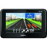TomTom GO LIVE 1005 Europe - Navegador GPS con mapas de España y Europa (Bluetooth, TMC)