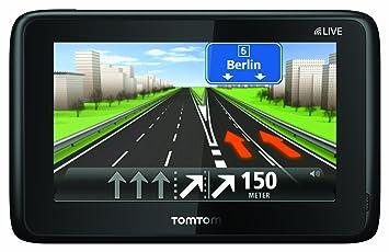 TomTom GO LIVE 1005 Europe - Navegador GPS con mapas de España y Europa (Bluetooth