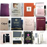 Womens Designer Perfume Samples Set of 12