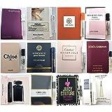 Womens Designer Perfume Samples Set of 12
