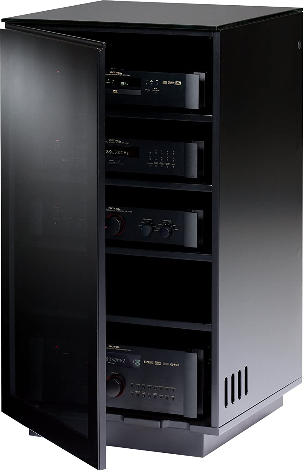 system audio integrated advanced project hidden video controls cabinet under av simplified