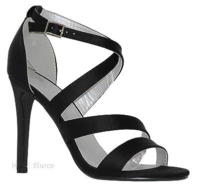 99f5a134475 Amazon.com  MVE Shoes Women s Open Toe Jewled Buckle Strap Platform ...