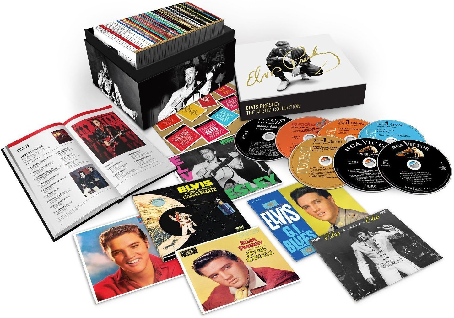 The RCA Albums Collection by Sony Legacy