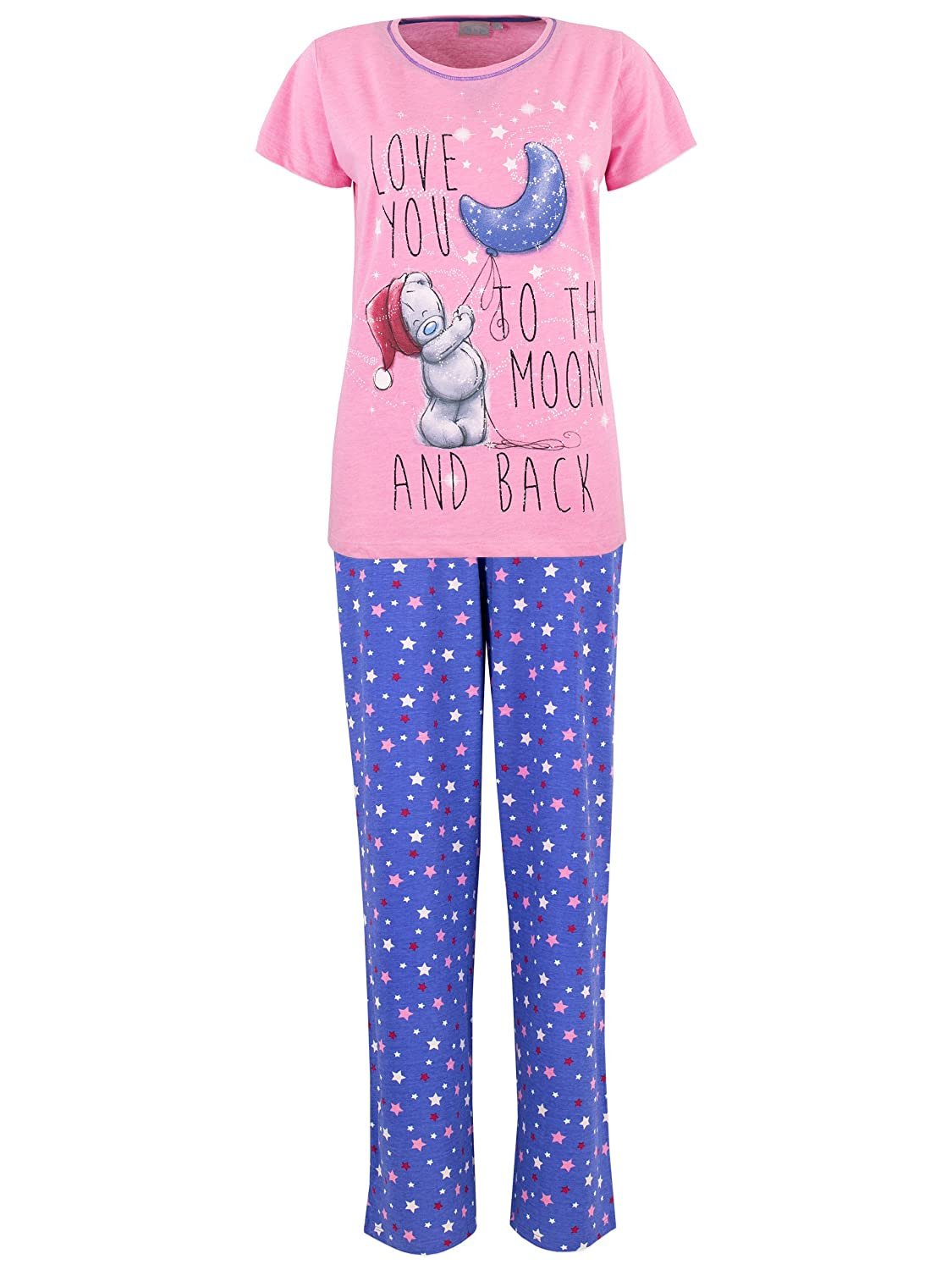 Tatty Teddy Pijama para Mujer Me To You