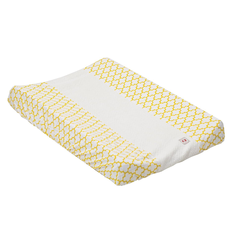 47 x 67 cm Lodger - Jaune Housse de matelas /à langer jaune Changer Reluxury