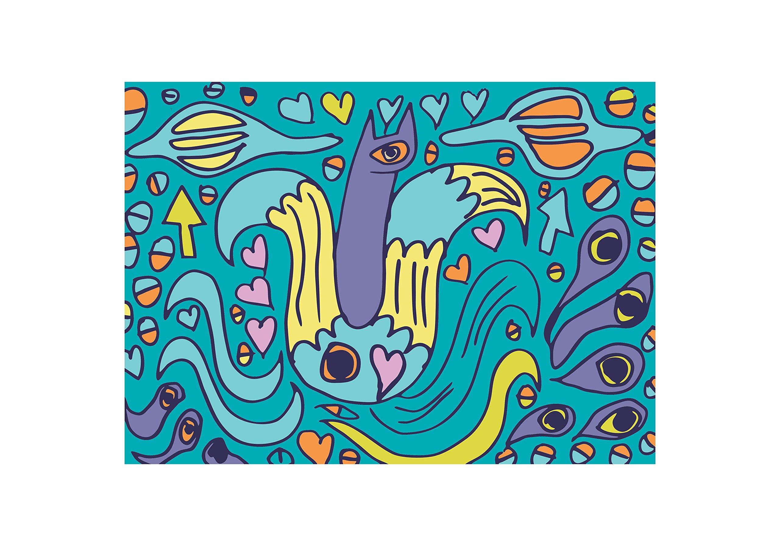 The Universe of the Seven Dreams Coloring Book: Jose Antonio Torres, Andres Valderrama, Ana Maria Cano, Maru Pelaye, Katy McDonald: 9786120024263: ...