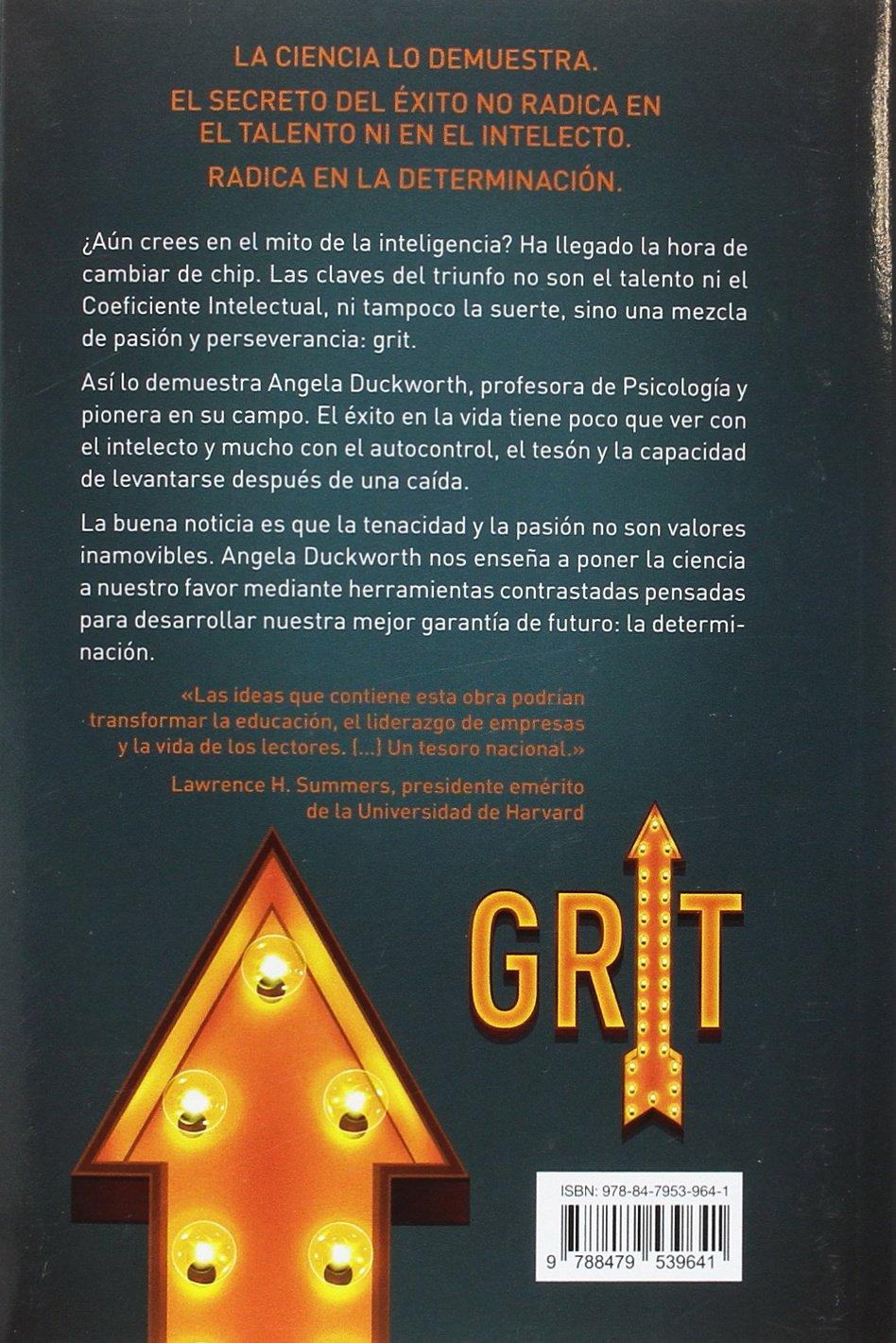 Grit spanish edition angela duckworth 9788479539641 amazon grit spanish edition angela duckworth 9788479539641 amazon books fandeluxe Images