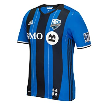 89f2364bb adidas Men s MLS Montreal Impact Authentic Home Jersey