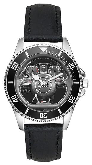 nueva llegada ee057 7e6e5 Regalo para Audi S3 Fan Conductor Kiesenberg Reloj L-10021 ...